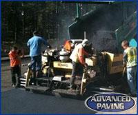 Asphalt Paving Contractor Davis