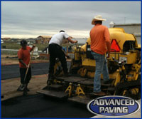 Asphalt Paving North Highlands