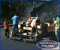 Asphalt Paving Contractor Truckee